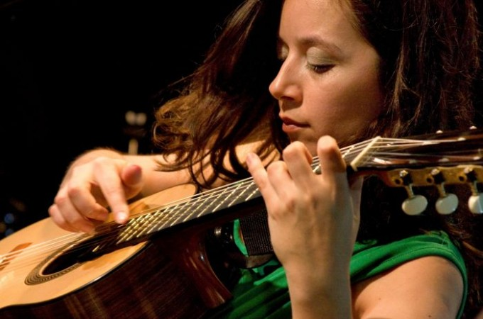 Cecilia Zabala asume el inspirado desafío de tocar