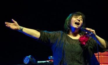 Liliana Herrero presentó su disco