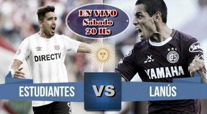 Lanús vs Estudiantes en VIVO por el Torneo de la Independencia por NEXO 104.9 Fm y La Folk Argentina