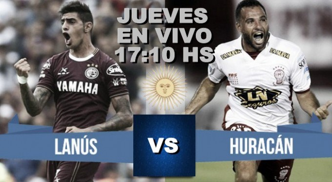 Lanús vs Huracán en VIVO Fútbol Argentino 2016-2017 Fecha 29 por Nexo 104.9 Fm y La Folk Argentina