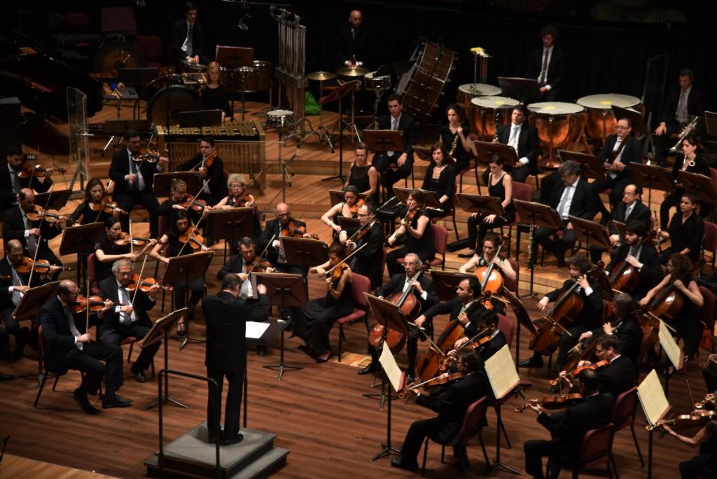 Viernes 14 de junio, 21 hs. Orquesta Sinfónica Nacional en San Isidro