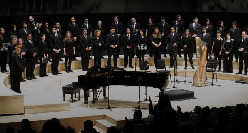 El Coro Nacional de Jóvenes interpreta música de Latinoamérica