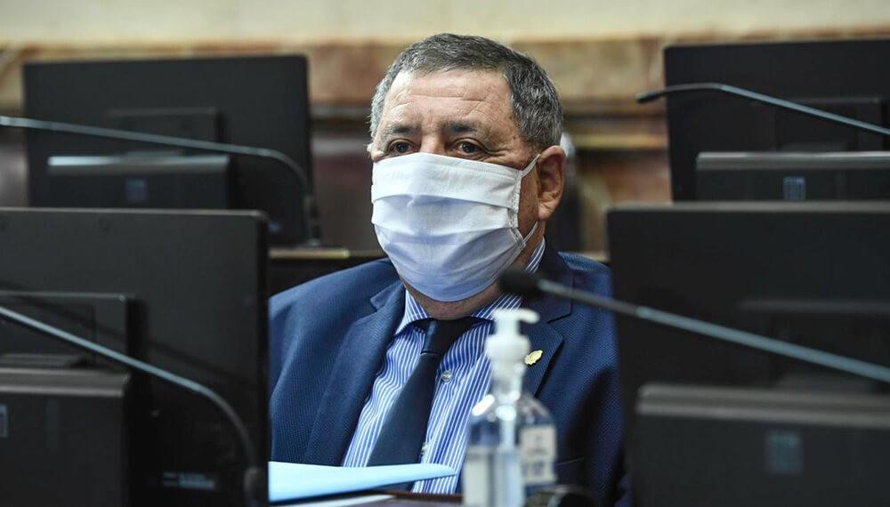 De Angeli cruzó a Cafiero en el Senado por la falta de políticas para el sector agropecuario