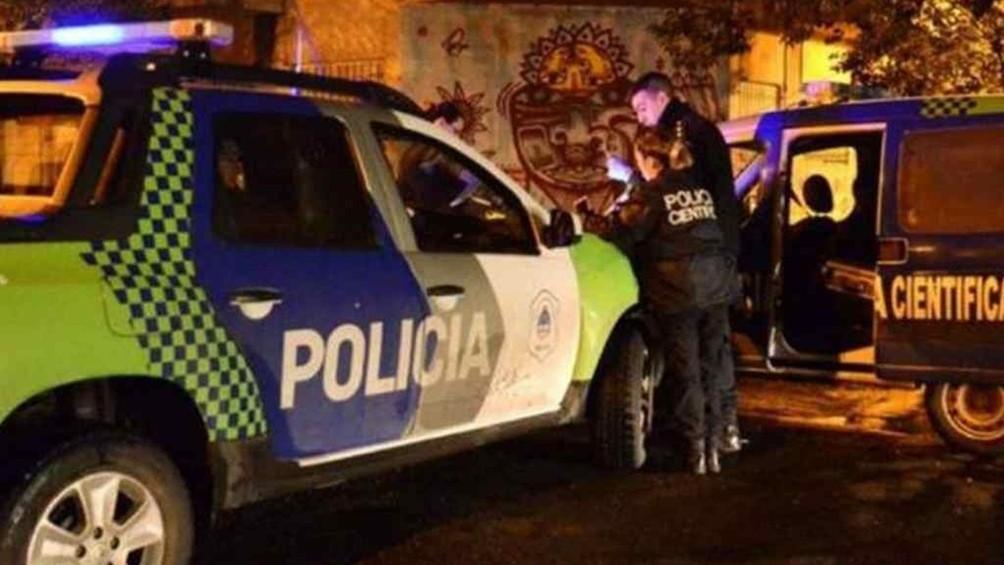 Buscan a un hombre en situación de calle como autor del femicidio de Villa Luzuriaga