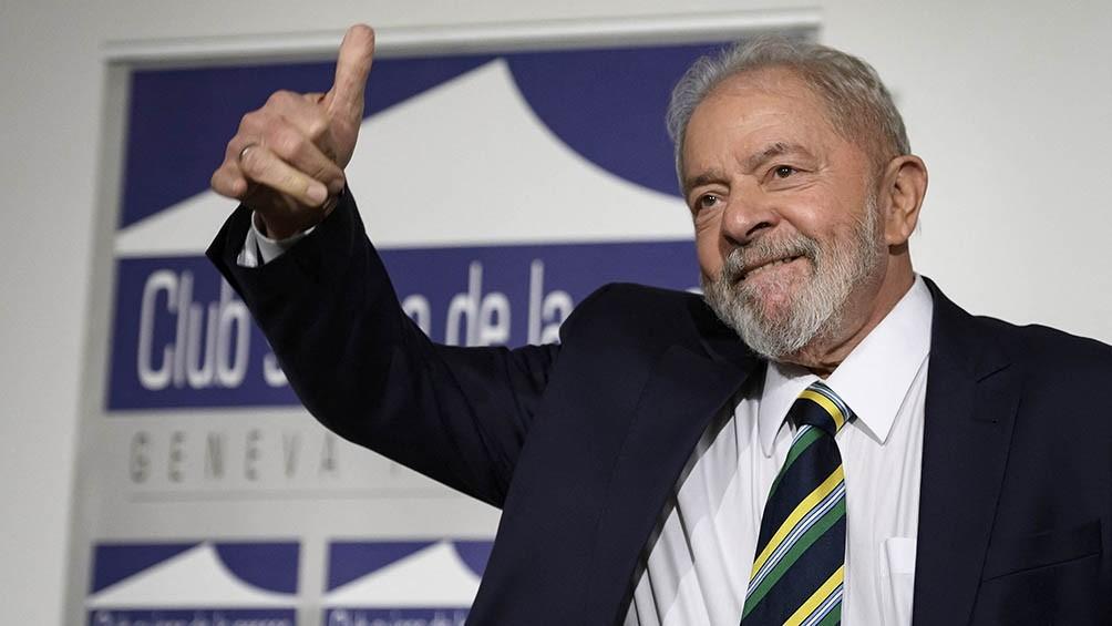 Tras no hallar pruebas, la Justicia absolvió a Lula en un caso de corrupción
