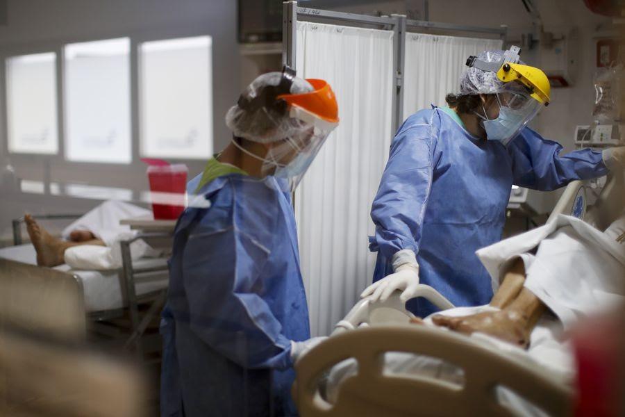 Murieron  792 personas y hubo 21.387 nuevos casos en las últimas 24 horas