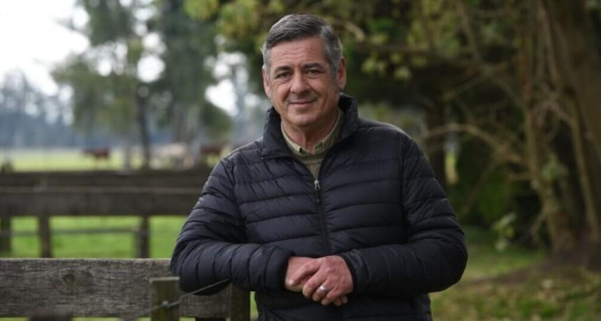 Sorpresa en La Rural: el opositor Nicolás Pino destronó a Daniel Pelegrina con el 60% de los votos