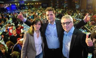 Julio Zamora se lanzó como candidato a Intendente de Tigre en Don Torcuato