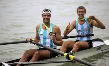 Oro para remeros de Tigre en los Juegos Panamericanos