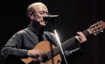 Julio Lacarra actuará en el ciclo Viernes musicales