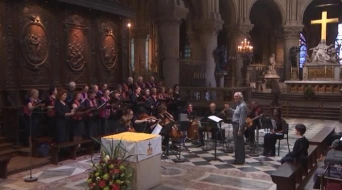 """La """"Misa criolla"""" acompañó desde Notre Dame los festejos por la Independencia"""