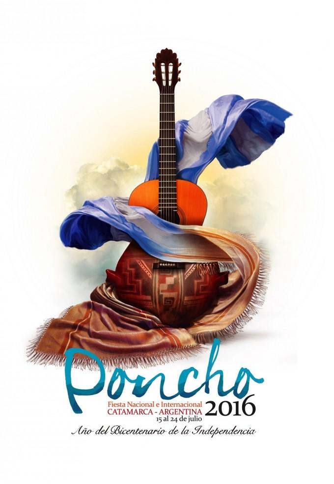 Los Carabajal abrirán la Fiesta Nacional del Poncho 2016