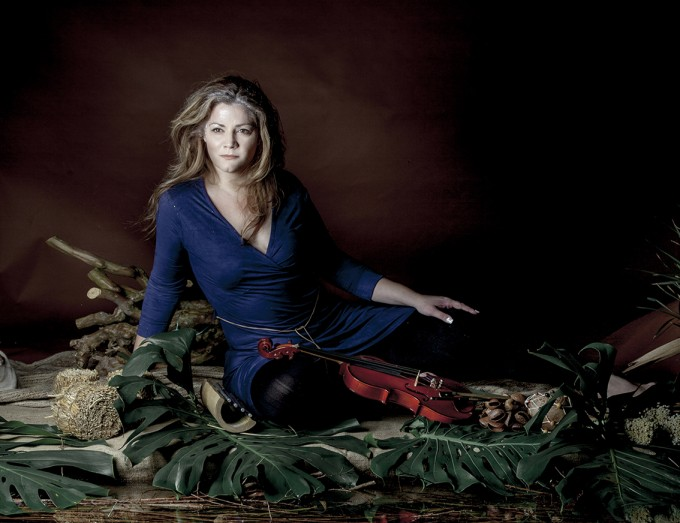 """Anabella Zoch canta en el CAFF """"para cambiarle la vida a la gente"""""""