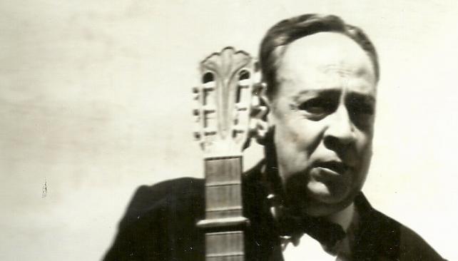 """Un 31 de julio de 1914 nacia uno de los hitos del folclore argentino José Ignacio """"Chango"""" Rodríguez"""