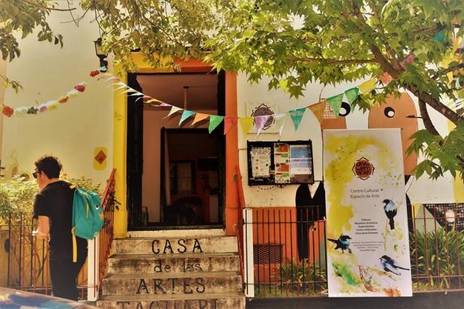 Propuestas culturales en la Casa de las Artes Tacuarí de Tigre