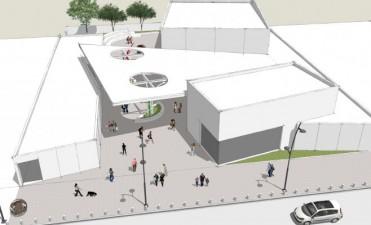Tigre avanza en la construcción del Forum Cultural de Benavídez