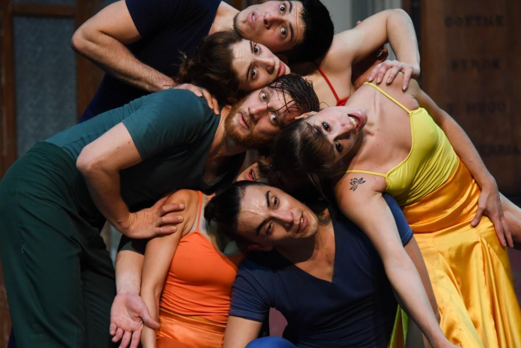 Mundo Danza de Laura Falcoff en el CCK en vacaciones de invierno