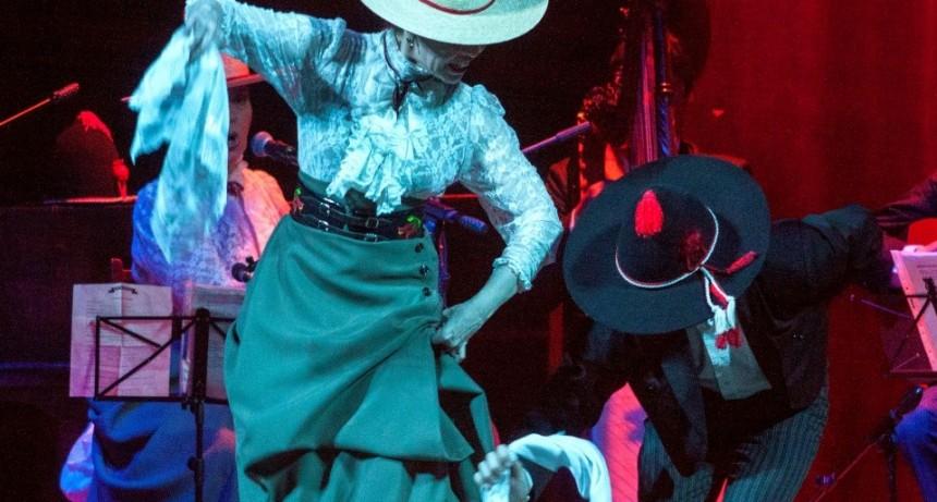 Encuentro de Danza, Canto y Música de Chile-Argentina-Perú