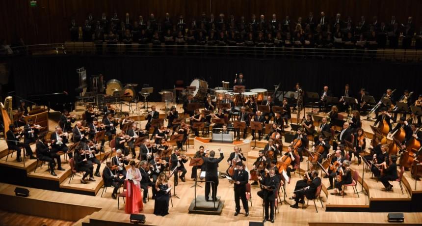 Ciclo de Grandes Conciertos del coro Polifónico Nacional: Obras de Berlioz y Rossini
