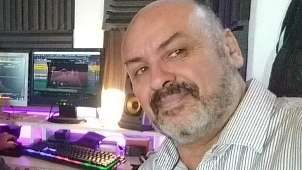 Despidieron los restos del guitarrista Zeballos, fallecido a los 58 años por coronavirus