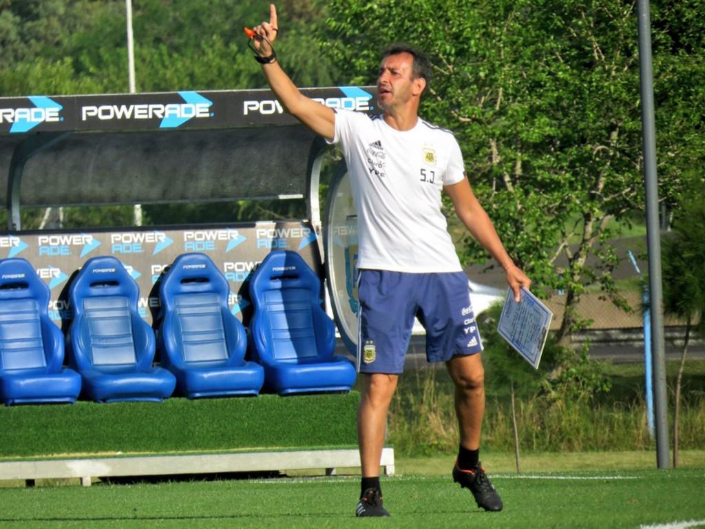 Batista palpita el debut olímpico argentino: