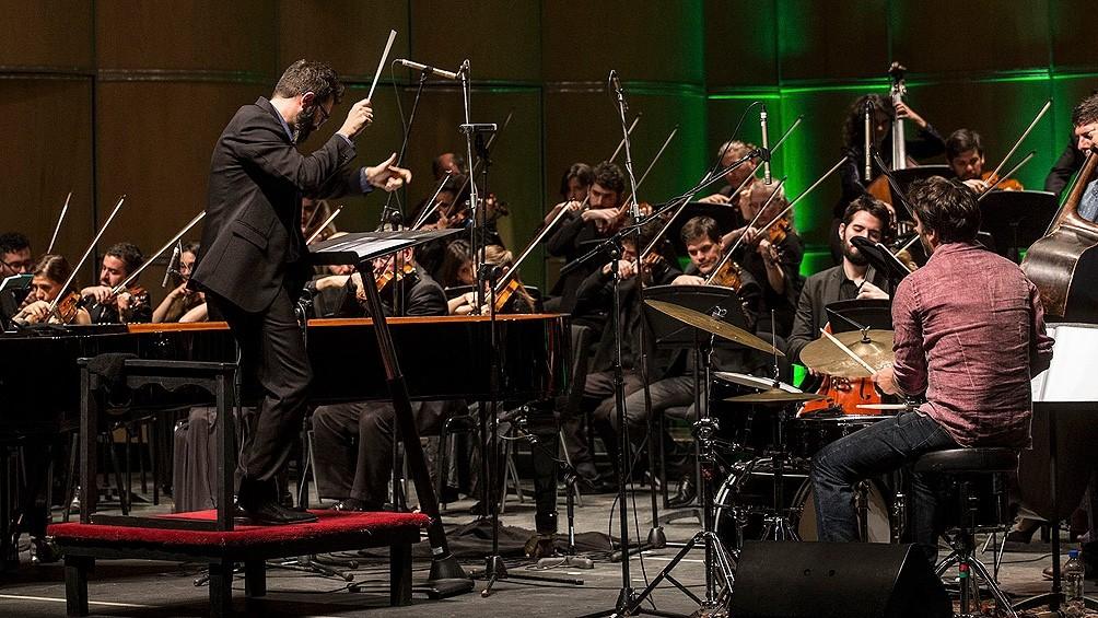 """Exequiel Mantega sitúa en """"Beauchef"""" una sede sinfónica para reunir tango y folclore"""