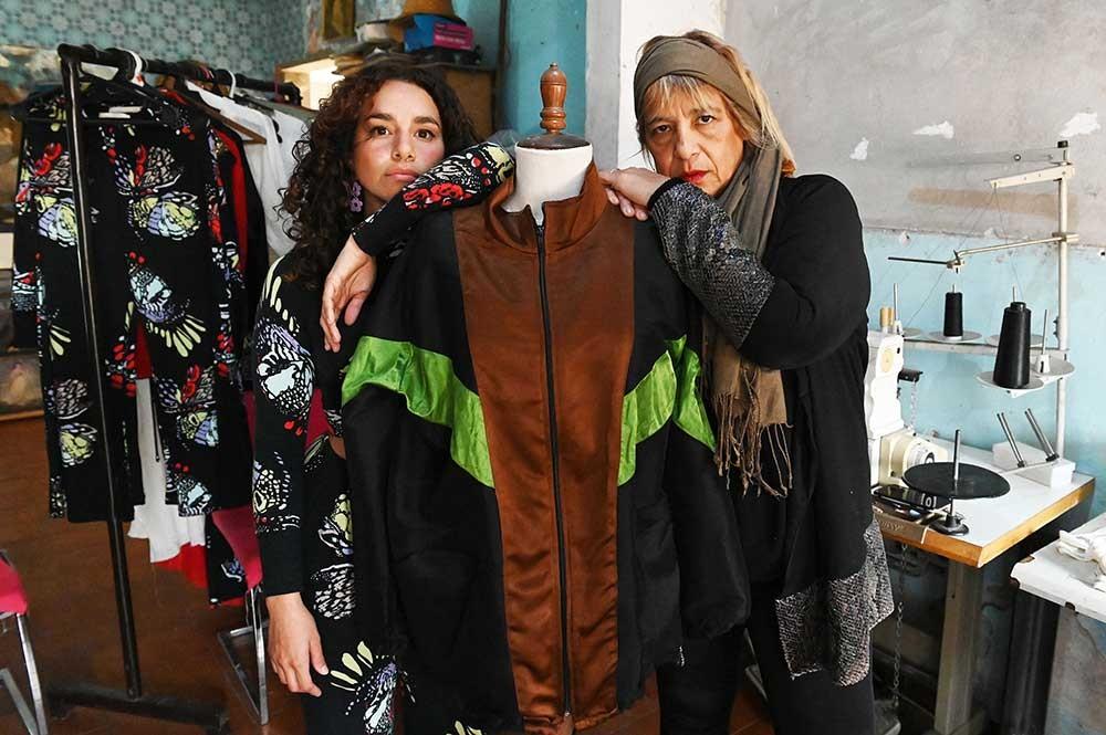 Dos emprendedoras afroargentinas desarrollaron una marca de ropa para