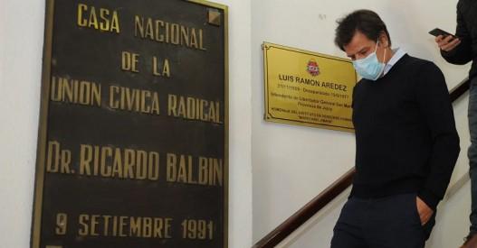 Facundo Manes defendió la inclusión Jesús Cariglino en la lista de Juntos por el Cambio