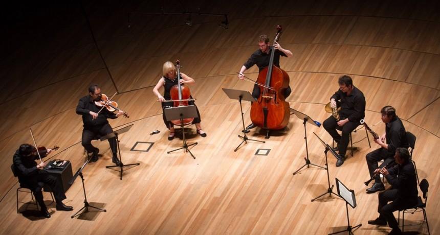 Conciertos de música académica en vivo: Octeto de Schubert