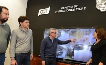Julio Zamora lamentó el abandono en obras hidráulicas por parte de la Provincia