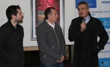 Rossi se comprometió a entregar las actas de la dictadura a la Comisión por la Memoria Zona Norte