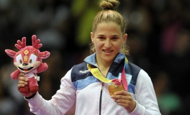 El FPV Tigre presentó proyecto de reconocimiento a la campeona mundial de Judo