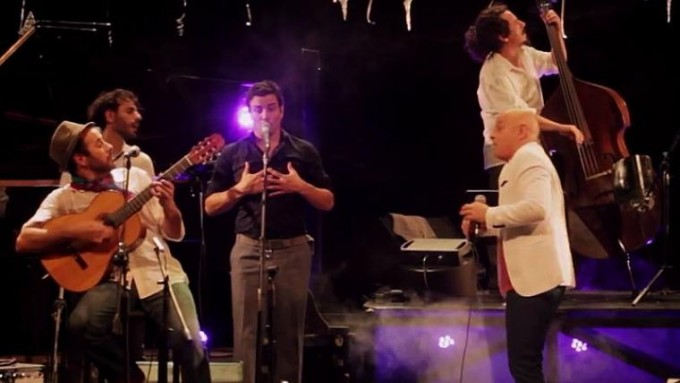 Noche de milonga, candombe, y cumbia con Amores Tangos