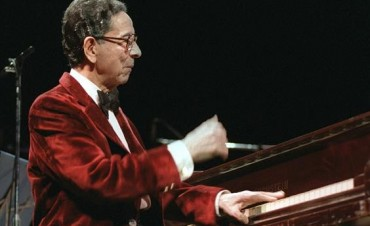 El tango llora: murió el maestro Horacio Salgán una de las más lúcidas voces instrumentales del tango
