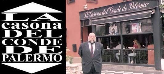 """Un 5 de agosto de 1982 Alejandro Maria Zambinini inauguraba """"La Casona del Conde de Palermo"""""""