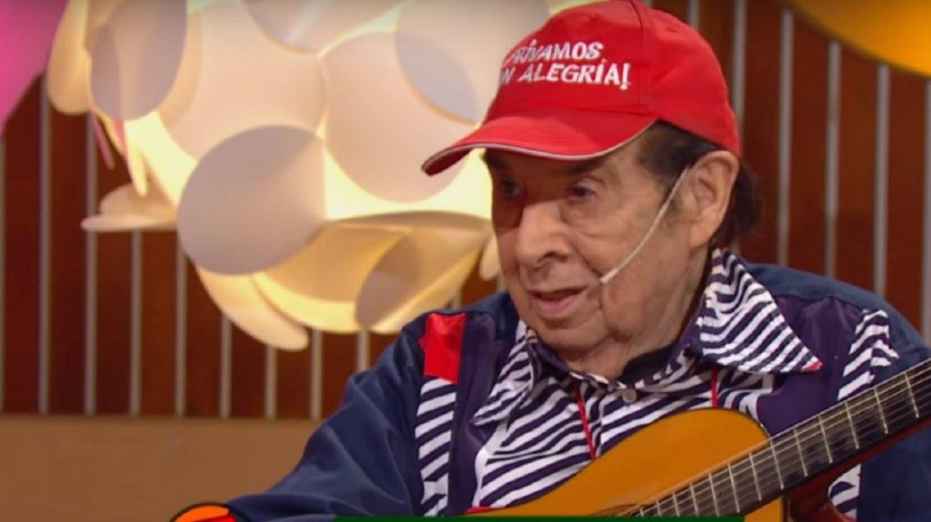"""Murió el músico Rodolfo Zapata, creador de la canción """"No vamo' a trabajar"""""""