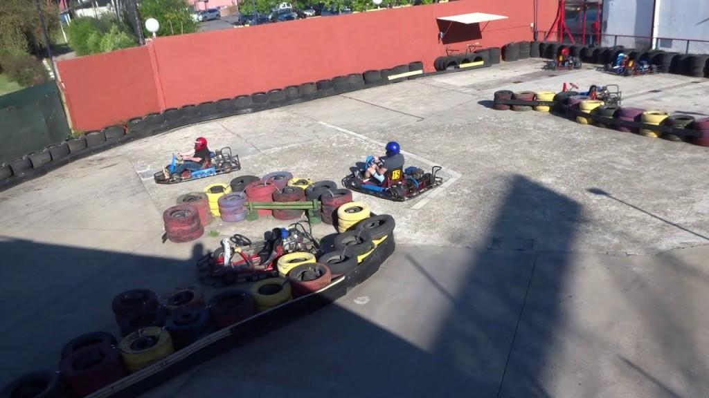 Clausuran una pista de kartings que funcionaba en Costa Salguero sin habilitación