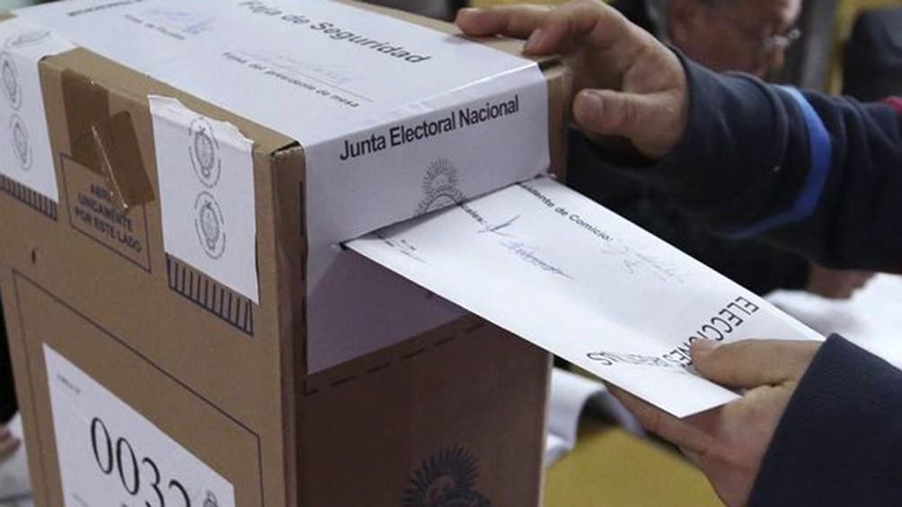 Descartan demoras en el escrutinio definitivo por los cambios en los centros de votación