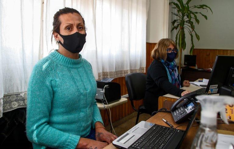 Brenda, de la explotación callejera a ser la primera trabajadora trans de la Universidad de La Pampa