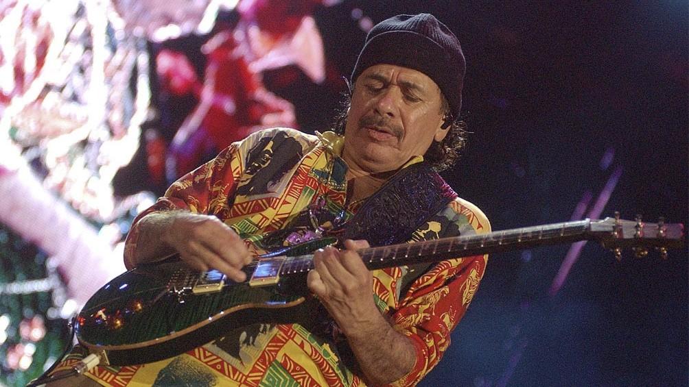 Carlos Santana lanza un nuevo single y tiene fecha de salida para