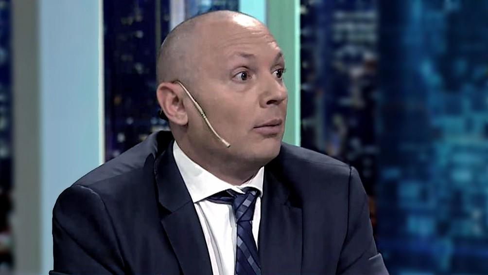 El falso abogado D'Alessio habló de una