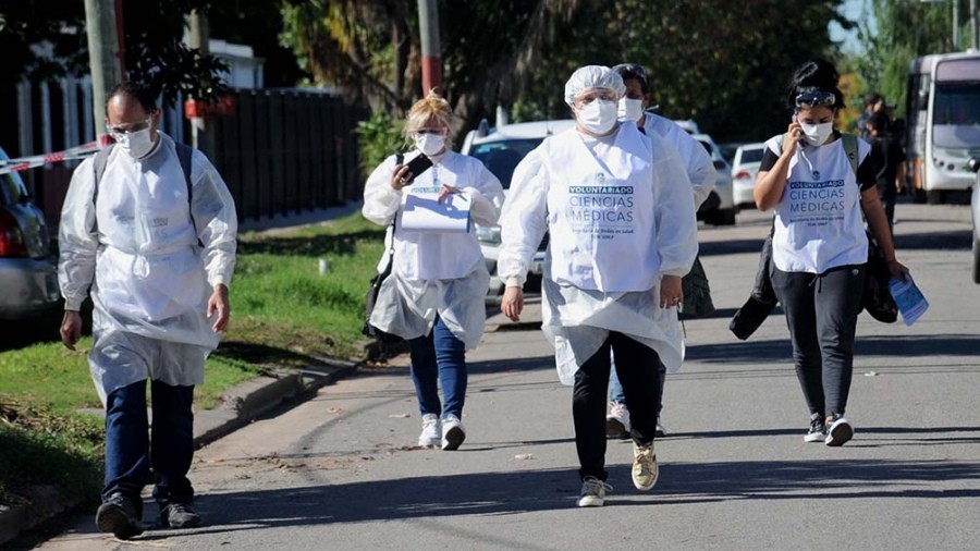 Hay un contagio de la variante Delta por transmisión comunitaria en la provincia de Buenos Aires