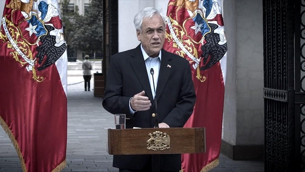 Piñera insistió sobre