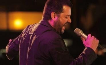 Jorge Rojas en el 6º Festival Pago del Sur en la localidad de Argentina en Santiago del Estero