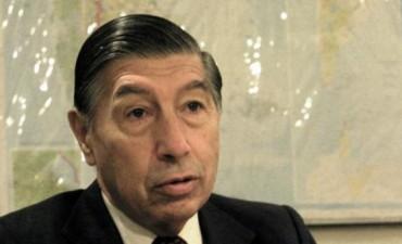 Murió Mario Benjamín Menéndez, gobernador militar de Malvinas durante 74 dias