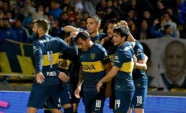 Boca avanza en la Copa, luego de vencer a Defensa y Justicia