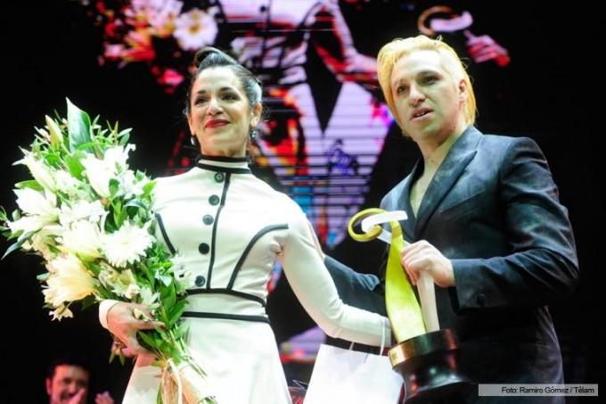 Los excéntricos ganadores de la categoría Escenario del Mundial de Tango