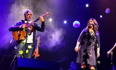 Peteco Carabajal en trío y Anabella Zoch llevan folclore argentino a Europa