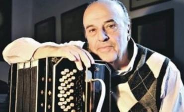 Falleció el bandonenista, director y arreglador Raúl Garello