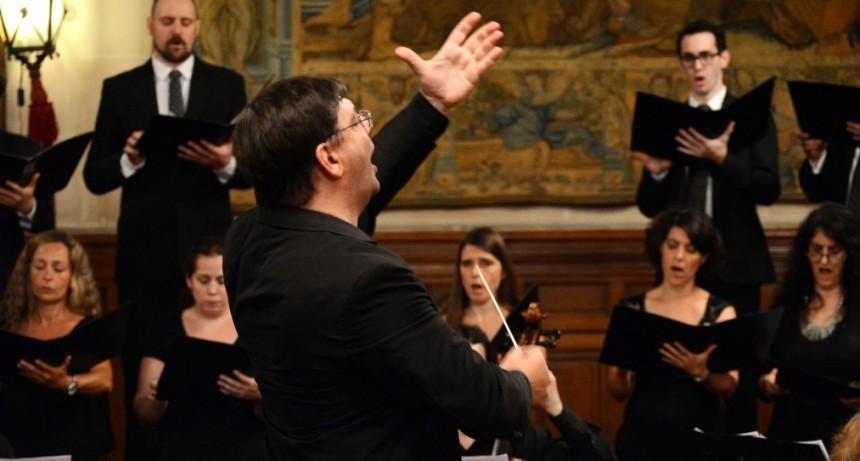 Ciclo de Conciertos de Septiembre en CABA del Coro Nacional de Jóvenes
